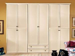 armadio 10 ante 2 cassetti