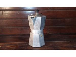 C140 caffettiera riuso Zanzibar moka 6tz alluminio