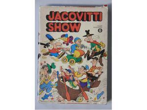 Jacovitti Show serie 3 libri