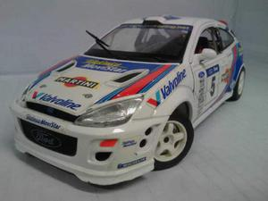 Modellino for docus wrc rally