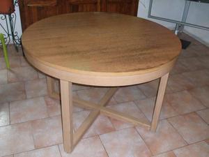 Tavolo in ferro pieno nuovo rotondo m posot class for Tavolo rotondo barocco