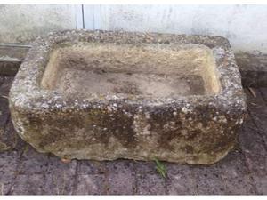 Vasca in pietra posot class - Vasche in pietra da giardino ...