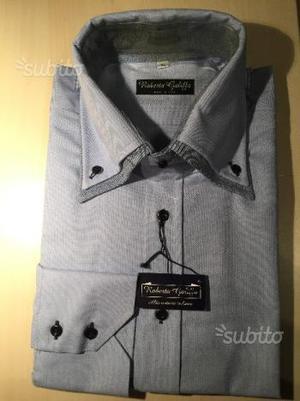 Camicia Roberto Galiffa a maniche lunghe