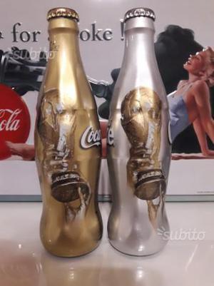 Coca Cola bottiglie vetro mondiali germania  Inghilterra