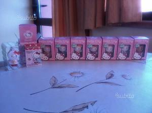 Hello Kitty Giramondo Collezione Completa