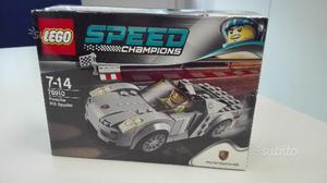 Kit Lego Speed -  Porsche  Ferrari