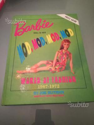 Libri cataloghi barbie da collezione