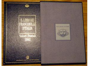 Libro Poste Italiane BUCA DELLE LETTERE Annata