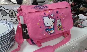 N. 2 Borse tracolla hello kitty