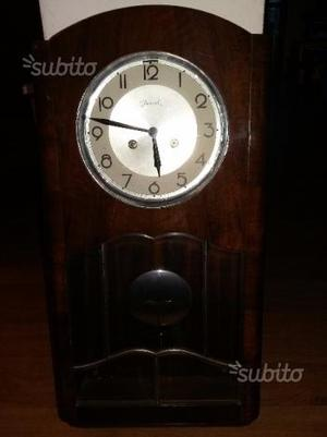 Orologio pendolo meccanico JANCH da parete