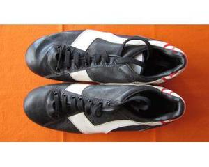 Scarpe da calcio La Pantofola d'Oro n.44 tacchetti gomma