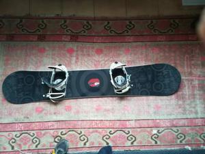 Snowboard nitro cm157, attacchi ride