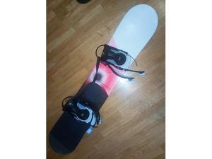 Tavola snowboard scott bimbo 120 cm posot class - Tavola snowboard attacchi offerta ...