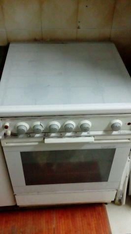 Cucina e forno a gas