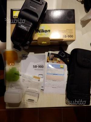 Flash Nikon SB900 iTTL (NITAL)