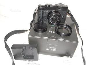 Fuji X 10