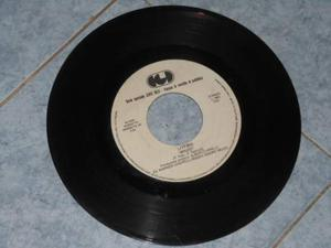 LITFIBA - MAUDIT - disco vinile 45 giri promo juke box