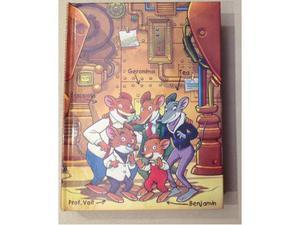 """Libro """"Viaggio nel Tempo"""" - Geronimo Stilton"""