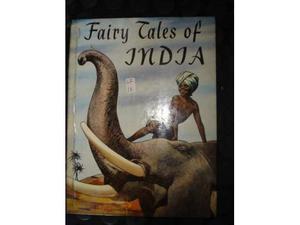 Libro antico Fairy Tales of India di Barbara Ker Wilson