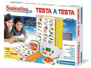 Sapientino Testa a Testa  Clementoni Giocattolo
