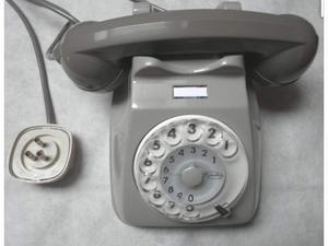 Telefono bigrigio