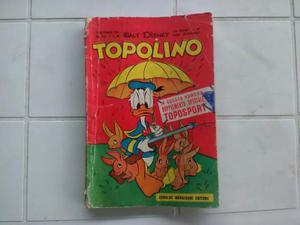 Topolino Disney anni 50' e '60