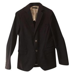 massimo rebecchi -giacca blu navy