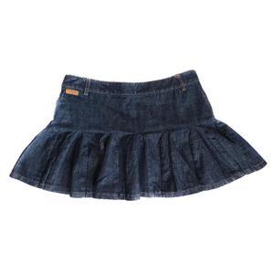 minigonna jeans moschino