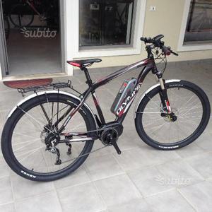 145- city bike elettrica