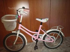 Bici Bimba Bicicletta Bambina