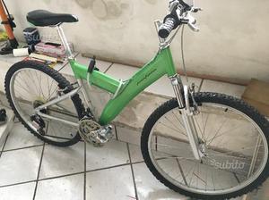 Bicicletta mountain bike pininfarina