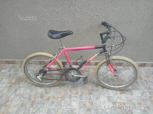 Bicicletta mountain bike ruota da 20