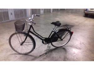 Bicicletta x donna ruote da 26 col NERO