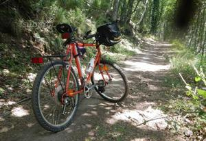 Vendo mountain bike cinelli sentiero anni 80 posot class for Rampichino cinelli