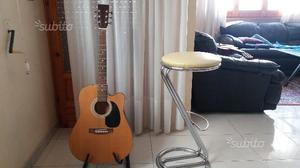 Sgabello per chitarra posot class