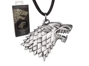 Ciondolo Stark Il Trono di Spade Game of Thrones Sigil