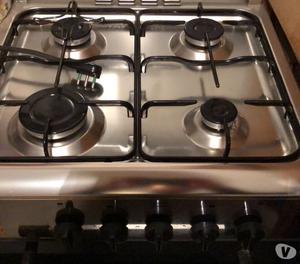 Cucina a gas inox