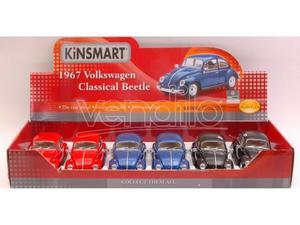 Hot Wheels KTD VW CLASSIC BEETLE  Modellino