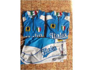 Maglie ciclismo ITALIA nazionale LIQUIGAS originali