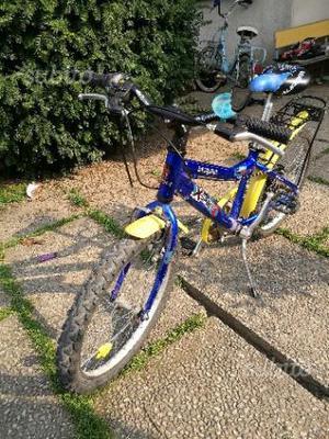 Mountain bike bambini ruote da 20