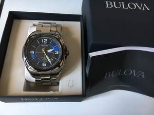 Orologio uomo BULOVA PRECISIONIST mod. 98B224 come nuovo