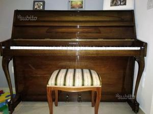Pianoforte inglese a muro posot class