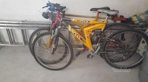 1/2 mountain bike