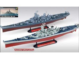 Accademy ACD NAVE USS MISSOURI BB-63 KIT