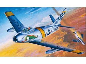 Accademy ACD USAF F-86F KOREAN WAR KIT 1:72 Modellino
