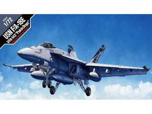 Accademy ACD USN F7A-18E VFA-143 PUKIN DOGS KIT 1:72