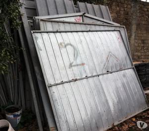 Bagni e Box da Cantiere da 5 metri SOCOME Usati