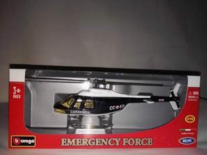 Bburago  elicottero forze dellordine carabinieri 1:50