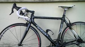 Bici iCARBONIO Wilier Izoard da corsa