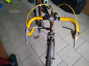 Bicicletta da corsa Motobecane d'epoca